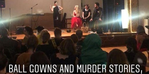 Queen City Murderinos:  Murder Ball (the sequel)