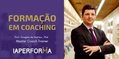NOVA Formação Professional & Leader Coach *Certificação Internacional* IAPerforma Turma 49