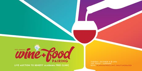 9th Annual Wine & Food Pairing  tickets