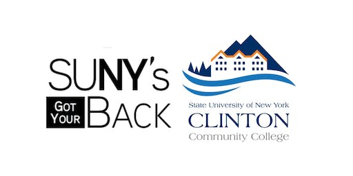 SUNY's Got Your Back at Clinton