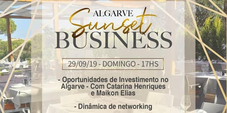 ALGARVE SUNSET BUSINESS bilhetes