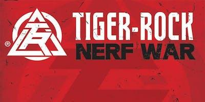 Tiger-Rock Nerf War