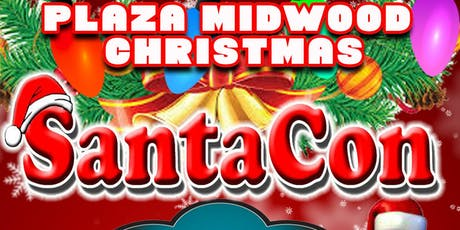 Santacon Charlotte Bar Crawl (NYC Santacon)12/14 2019@PlazaMidwood tickets