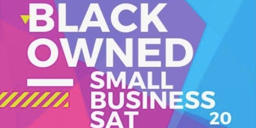 Black Owned Small Business Saturday (B.O.S.B.S.) ATL November 2, 2019