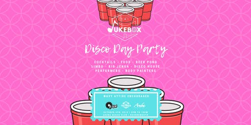 JukeBox : Disco Day Party