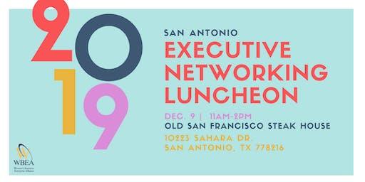 San Antonio Executive Networking Luncheon