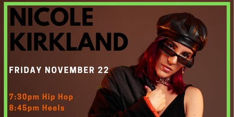 Nicole Kirkland Workshop in Miami tickets