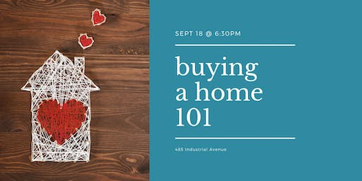 Buying a Home 101