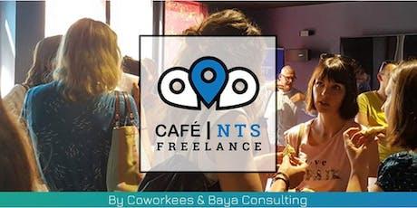 Café Freelance Nantes #1 billets