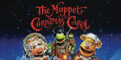 Muppets Christmas Carol - Cyrenians Film Night