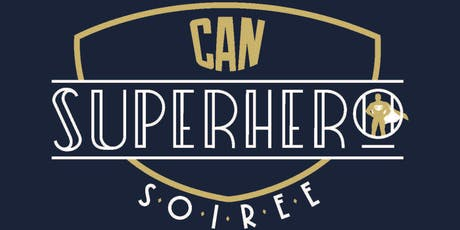 CAN Superhero Soiree 2020 tickets