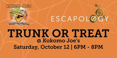 Trunk or Treat w/ Kokomo Joe's - Sign Up Your Trunk!