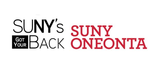 SUNY's Got Your Back at Oneonta