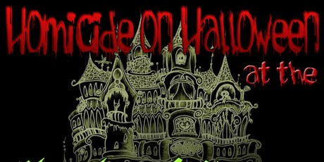 Homicide on Halloween at the Chamber of Screams Haunted House tickets
