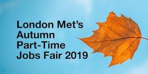 Autumn Part Time Jobs Fair