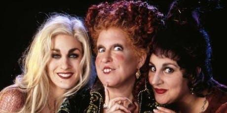 Sanderson Sisters Halloween Vinyasa Flow Bash tickets
