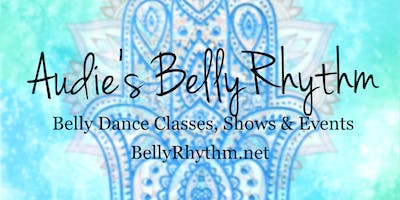 Belly Dance Class Saturdays with Audie