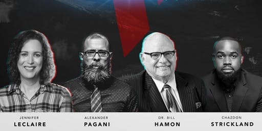 Ascend 2k19 Prophetic Summit with Bill Hamon, Alexander Pagani, Jennifer LeClaire