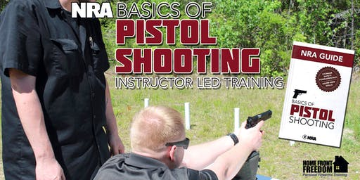 NRA Basics of Pistol Shooting Course 10/10/2019
