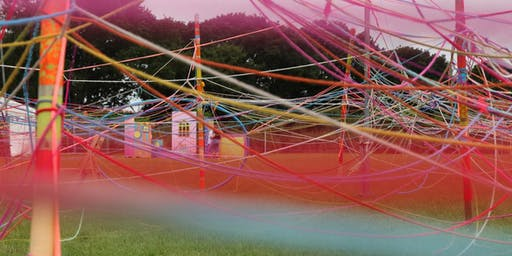 The Obstacle Course: An Interactive Sculpture Making Event
