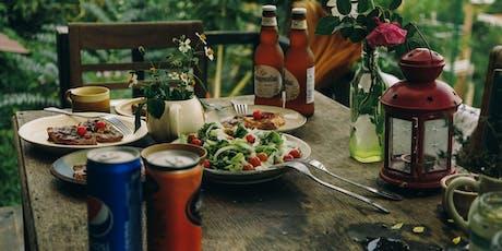 Talkshow DFW19: Hoe voorkomen we voedselverspilling? tickets