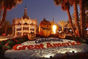 Halloween Haunt at California's Great America