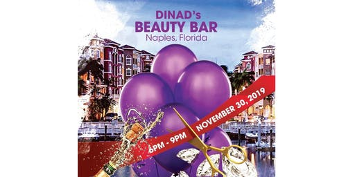DinaD's Beauty Bar Grand Opening