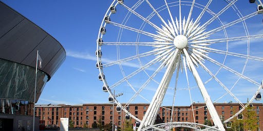 Albert Dock Wheel Trip