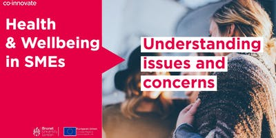 Health & Wellbeing in SMEs | Understanding issues and concerns