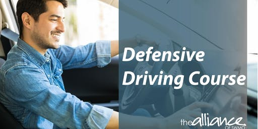Adult Defensive Driving Course 9.21.2019