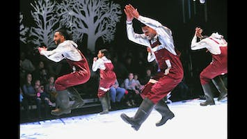 Step Afrika!'s Magical Musical Holiday Step Show 2019