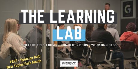 The Learning Lab tickets