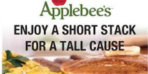 Applebee's Flapjack Fundraiser - People Builder's, Inc