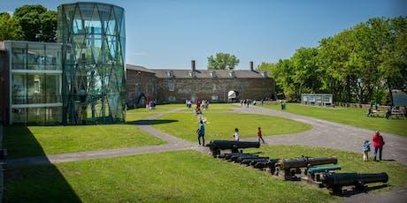 Visit the Stewart Museum billets