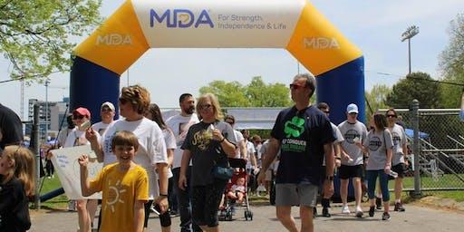 MDA Muscle Walk of Chattanooga