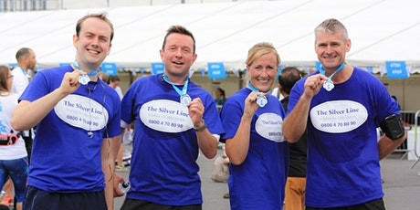 £5 Entry-Vitality 10K 25th May 2020 with The Silver Line tickets