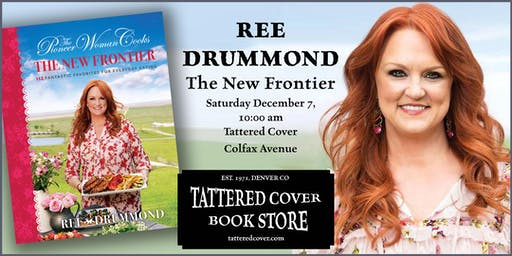 Ree Drummond Book Signing