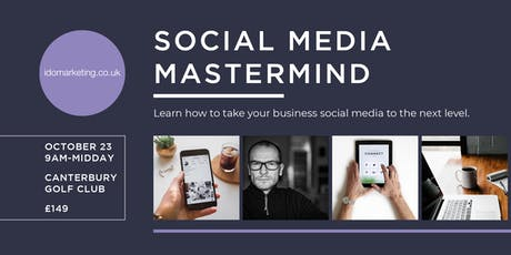 Social Media Mastermind tickets