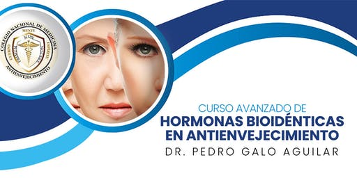 Curso Avanzado de Pellets y Hormonas Bioidénticas en Antienvejecimiento