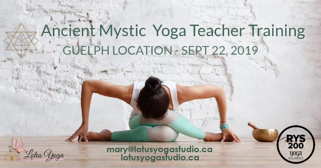 Hatha Yoga Teacher Training - Yoga Alliance Certified Program