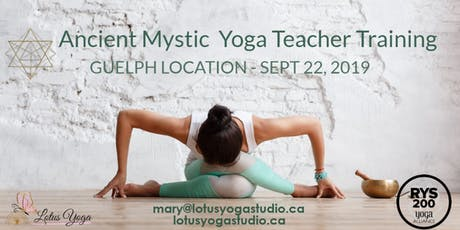 Hatha Yoga Teacher Training - Yoga Alliance Certified Program tickets