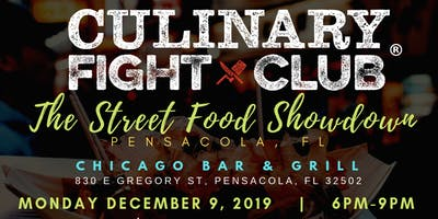 Culinary Fight Club - PENSACOLA: Street Food Showdown