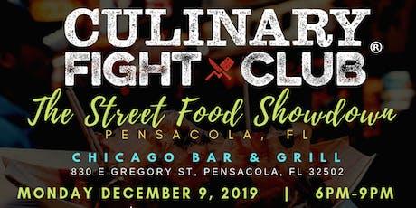 Culinary Fight Club - PENSACOLA: Street Food Showdown tickets