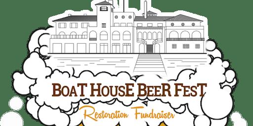 Detroit Boat House Beer Fest 2019
