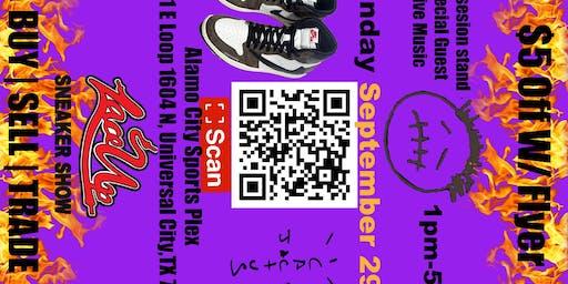 Laceupsneakershow