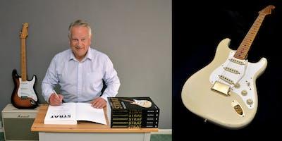 Local author visit: Gary Davies - Anniversary Strat