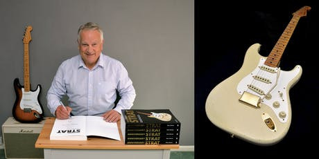 Local author visit: Gary Davies - Anniversary Strat tickets