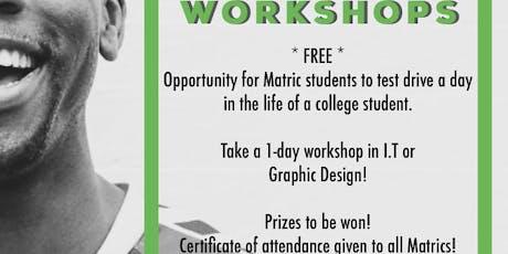 iStudent Academy CPT Spring Workshop tickets
