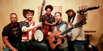 Gangstagrass live at Pretentious Beer Co.