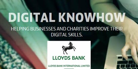 Lloyds Bank International Limited Digital KnowHow Session (Guernsey) tickets